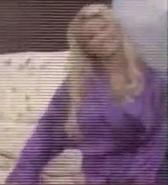 Gabrielle in Satin Sleepwear-11