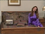 Brandi Sherwood in Satin Bathrobe-10 (10-15-2003)