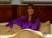 Rebecca Mary in Satin Sleepwear from 10-17-2005 Pic-10