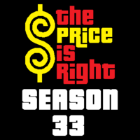Price is Right Season 33 Logo