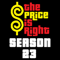 Price is Right Season 23 Logo