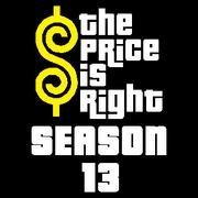 Price is Right Season 13 Logo