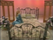 Gabrielle Tuite in Satin Sleepwear 04-23-2008 Pic-4