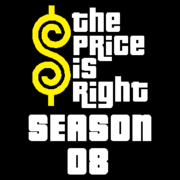 Price is Right Season 08 Logo