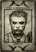 The Hierophant - Lewis