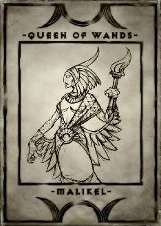 File:Queen of Wands - Malikel.jpg