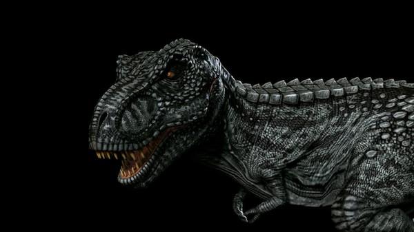 File:Obsidian Tyrannosaurus.jpg