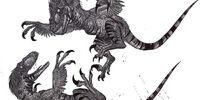 Deinonychus (PnF Primeval)