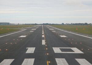 Primeval Continued runway