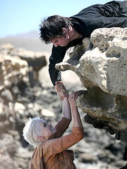 2.4 abby and connor on cliff