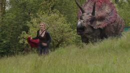 NW1x9 TriceratopsChasingDylan