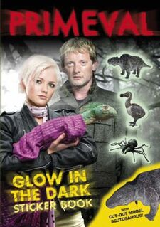 GlowInTheDarkStickerBook