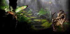 830px-Rex&Raptor.JPG