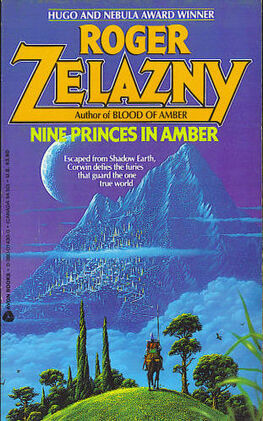 Nine Princes in Amber Cover
