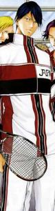 Tokugawa in uniform