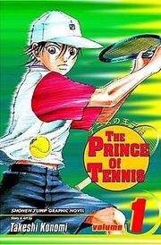 230px-Prince of Tennis Volume 01