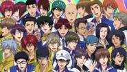 Tenipuri All Stars