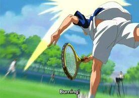 7.Burning
