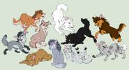 Wolfpups by lerynn-d643qd3