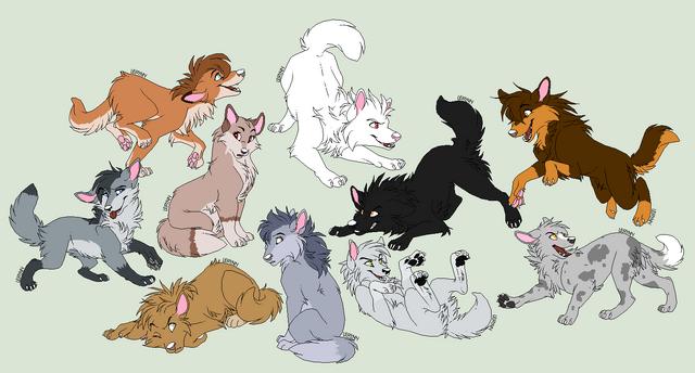 File:Wolfpups by lerynn-d643qd3.png