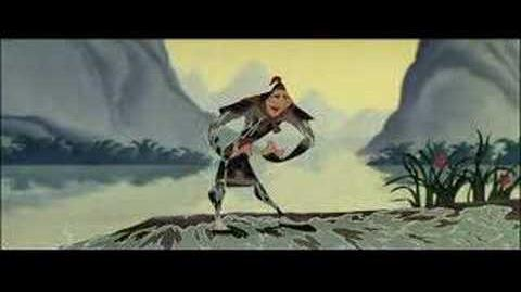Mulan - A Girl Worth Fighting For