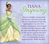 Tiana profile