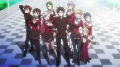 Princess Lover! Opening