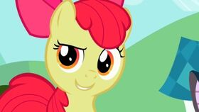 400px-Apple Bloom determined