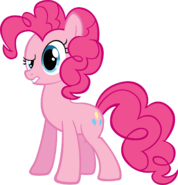 Pinkie Pie looking confused