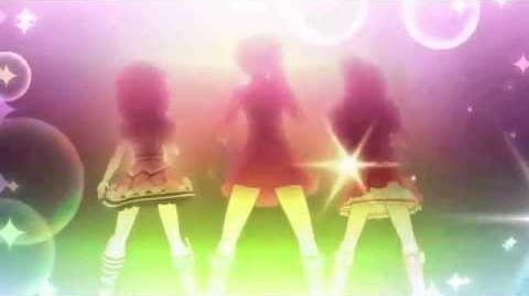 プリパラ PriPara - 「SAINTS」 - Aira & Mia & Naru - 「Make it!」 (episode 1)-0