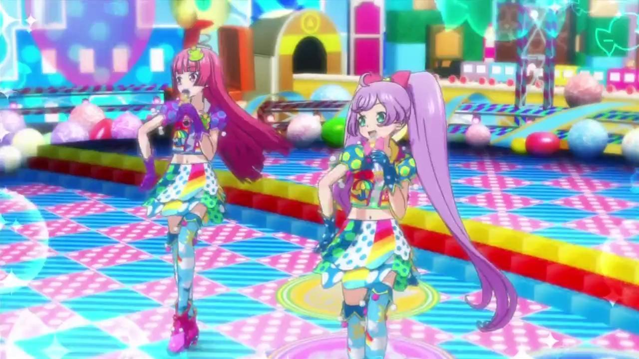 HD PriPara Episode 9 - Make It! - Sophie and Laala