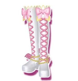 Sweet Milky Ange Shoes