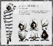 Jou anime design