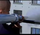 Lincoln's spud gun