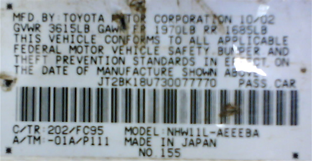 Label 070