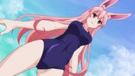 OVA1 Black Rabbit Swimsuit
