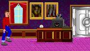 Badcat Bank Desk