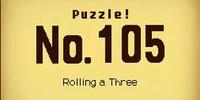 Rolling a Three