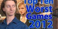 Top Ten Worst Games of 2012