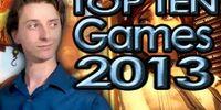 Top Ten Games of 2013