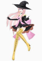 Witch Girl Style PD2nd