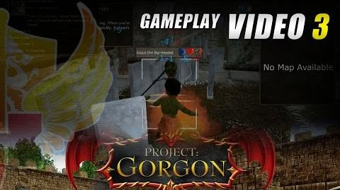 Project Gorgon Alpha Gameplay Video 3 Gajus The Big Headed And So Is My Character