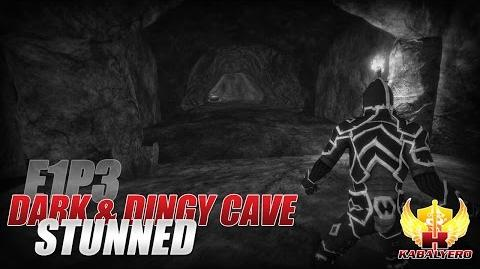 Project Gorgon Pre-Alpha Gameplay E1P3 Dark & Dingy Cave ★ Stunned