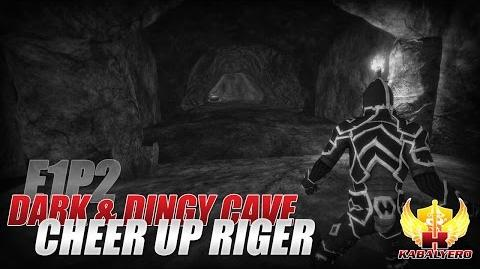 Project Gorgon Pre-Alpha Gameplay E1P2 Dark & Dingy Cave ★ Cheer Up Riger