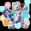 Galaxy Mewtwo
