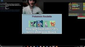 Project Pokemon- Roulette rolls Diancie!!! Watch from 12 minutes till end