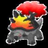 Scorched Torterra