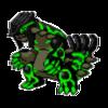 Radioactive Groudon