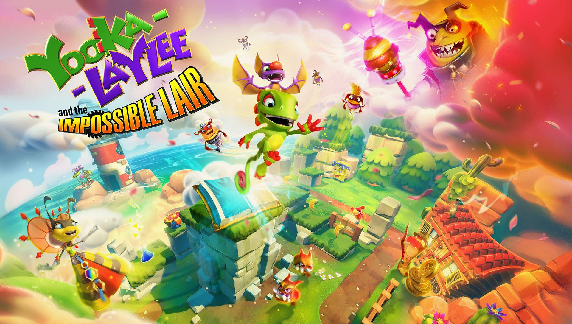 yooka laylee yooka laylee wiki fandom powered by wikia