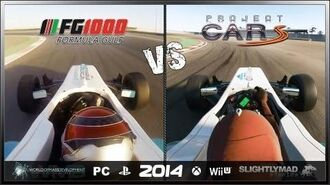Project CARS vs Real Life - Formula Gulf Comparison @ Dubai